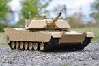 3918-1U Czołg 1:16 ABRAMS U.S. M1A2 - Metal : 2.4GHz
