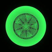 Dysk Ultra-Star ULTIMATE 175 g - fosforyzujący w ciemności
