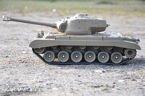 czołg 1:16 M26 Pershing - ASG/Dym/Dzwięk 2.4GHz
