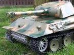 czołg 1:16 Panther - ASG/Dym/Dźwięk 2.4GHz