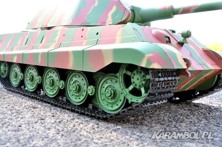 czołg 1/16 rc tiger