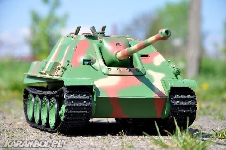 jagdpanther 1/16 czołg