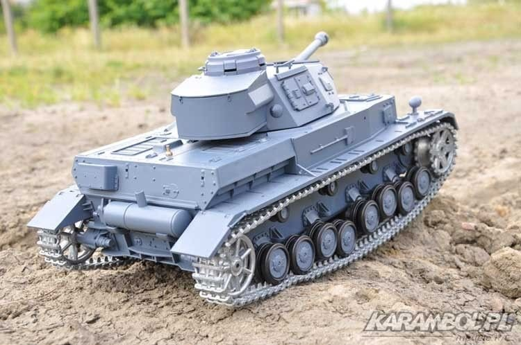 3858 henglong 1/16 panzer IV