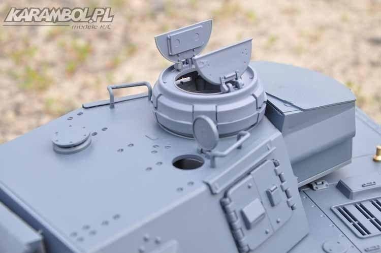 włąz panzer IV heng long