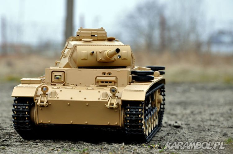 3849 Heng Long Panzer III