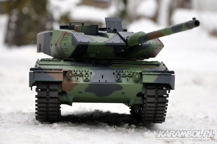 czołg Heng Long Leopard 2 A6