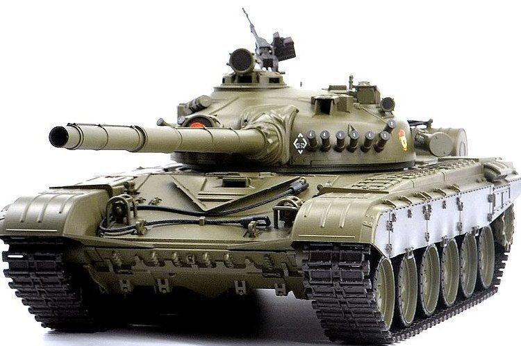 czołg HengLong T-72