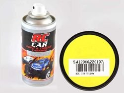 Lakier żółty do Lexanu - RC Car 150 ml